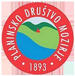 Planinsko društvo Mozirje Logo