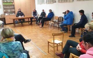 Sestanek UO Planinskega društva Mozirje - 26. 2. 2021